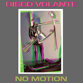 Disco,Volante,‎–,No,Motion,7,Disco Volante, No Motion, Medical, vinyl, 7