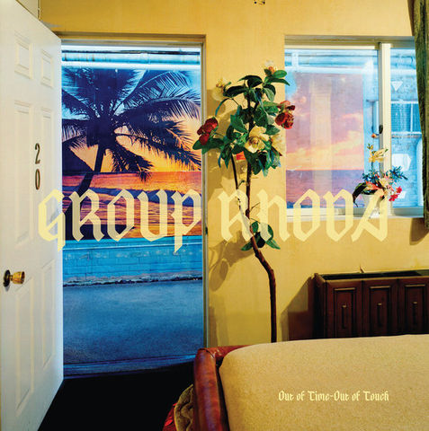 Group,Rhoda,‎–,Out,Of,Time,-,Touch,LP,Group Rhoda, Out Of Time - Out Of Touch, Night School, LP