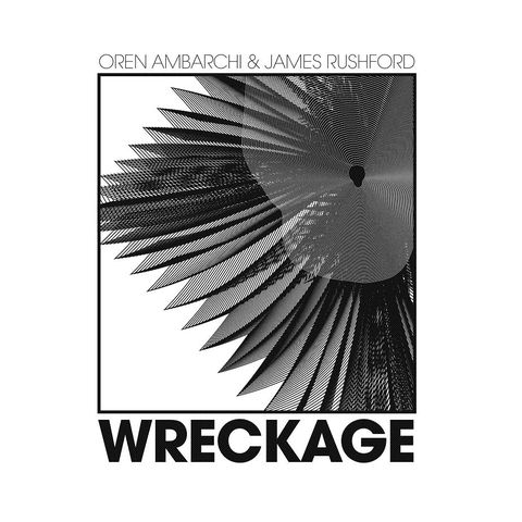 Oren,Ambarchi,/,James,Rushford,-,Wreckage,LP,Oren Ambarchi, James Rushford, Wreckage, LP, PRISMA, Vinyl