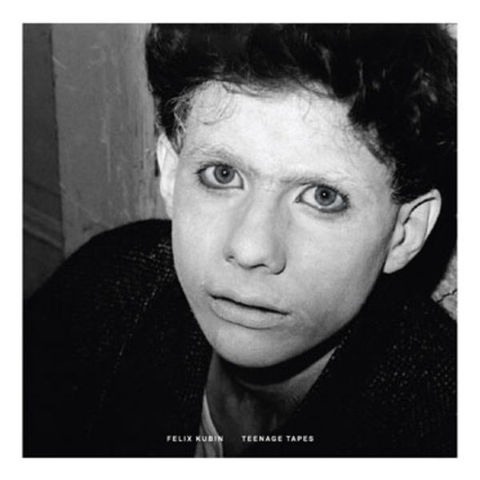 Felix,Kubin,,Teenage,Tapes,LP,Felix Kubin, Teenage Tapes, Minimal Wave, LP, Vinyl