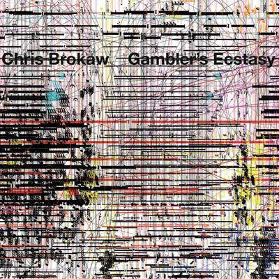 Chris,Brokaw,‎–,Gambler's,Ecstasy,LP,Chris Brokaw, Gambler's Ecstasy, 12xu, LP, vinyl