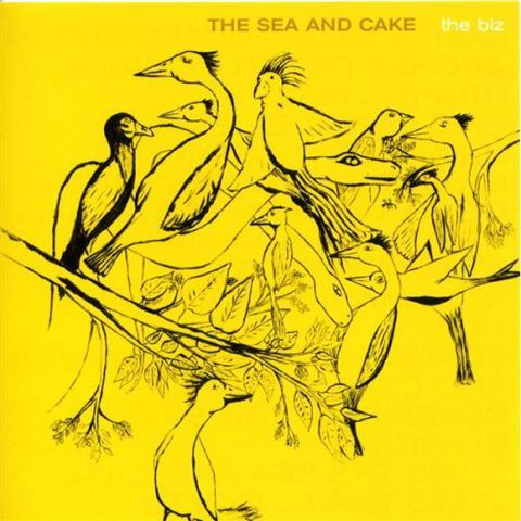 The,Sea,And,Cake,‎–,Biz,LP,The Sea And Cake, The Biz, LP, vinilo, comprar, twosteprecords, two step records, Two-Step Records