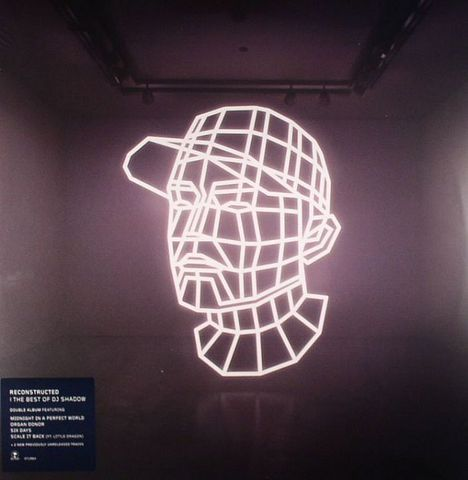 DJ,Shadow,,Reconstructed,|,The,Best,Of,2xLP,DJ Shadow, Reconstructed, The Best Of DJ Shadow, Island, LP, vinyl