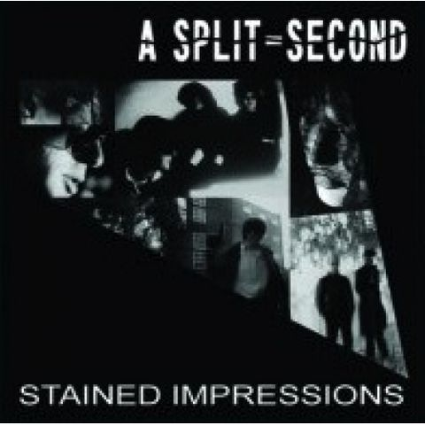 A,Split,-,Second,‎–,Stained,Impressions,LP,A Split - Second, Stained Impressions, Minimal Maximal, LP, vinyl