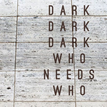 Dark,,Who,Needs,LP,Dark Dark Dark, Who Needs Who, Melodic, LP, Vinyl