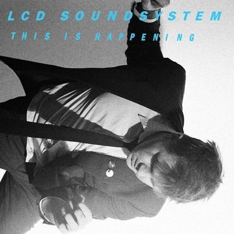 LCD,Soundsystem,‎–,This,Is,Happening,2xLP,LCD Soundsystem, This Is Happening, DFA, Vinyl, LP
