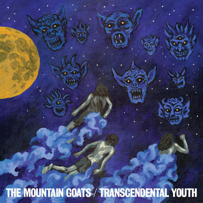 The,Mountain,Goats,,Transcendental,Youth,LP,The Mountain Goats, Transcendental Youth, Merge, LP, vinyl