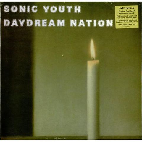 Sonic,Youth,‎–,Daydream,Nation,4xLP,Deluxe,Boxset,Sonic Youth, Daydream Nation, Goofin' Records, LP, vinyl, boxset