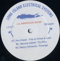 Various,,American,Noise,12, American Noise, L.I.E.S., 12, vinyl