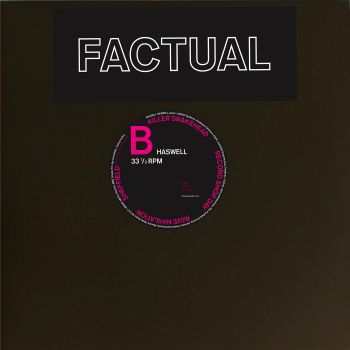Russell,Haswell,‎–,Factual,LP,Russell Haswell, Factual, Editions Mego, 2012, vinilo, comprar, twosteprecords, two step records, Two-Step Records