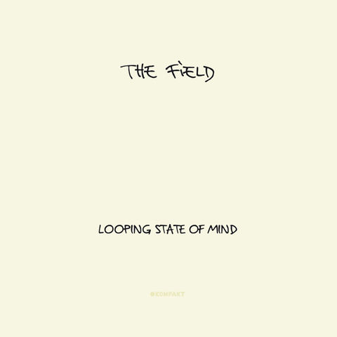 The,Field,‎–,Looping,State,Of,Mind,2xLP+CD,The Field ‎– Looping State Of Mind, LP, vinyl, Kompakt