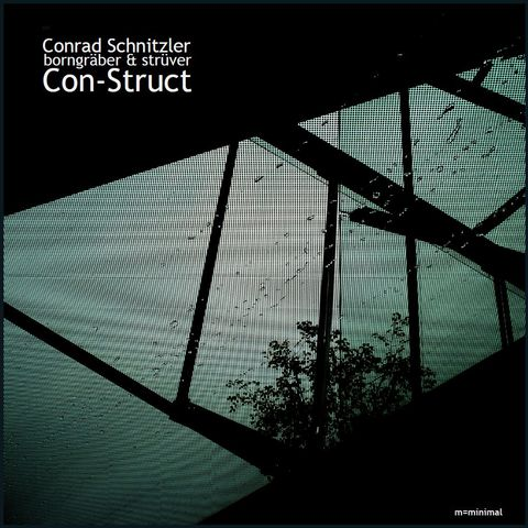 Conrad,Schnitzler,&,Borngräber,Strüver,‎–,Con-Struct,LP,Conrad Schnitzler & Borngräber & Strüver, Con-Struct, M=Minimal, Vinyl, vinilo, comprar, twosteprecords, two step records, Two-Step Records