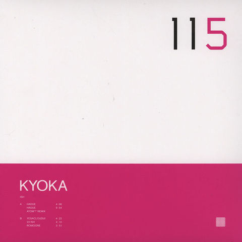 Kyoka,,Ish,12, Ish, Raster-Noton, LP, Vinyl