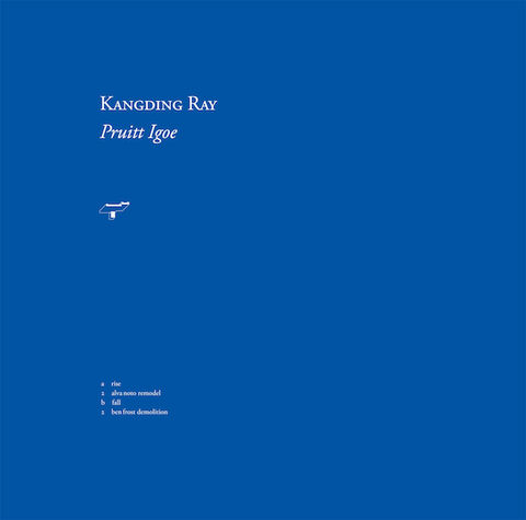 Kangding,Ray,,Pruitt,Igoe,12,Kangding Ray, Pruitt Igoe, Raster-Noton, LP, Vinyl