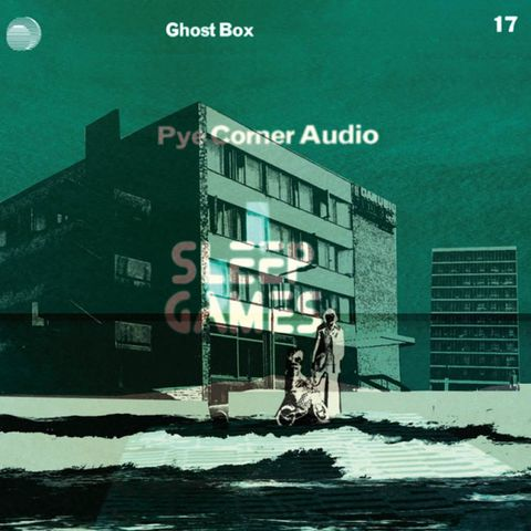 Pye,Corner,Audio,‎–,Sleep,Games,LP,Pye Corner Audio, Sleep Games, Ghost Box, LP, vinyl