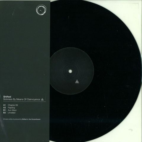 Shifted,‎–,Sickness,By,Means,Of,Clairvoyance,12, Sickness By Means Of Clairvoyance, Our Circula Sound, LP, vinyl