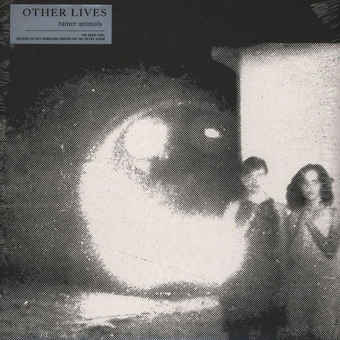Other,Lives,,Tamer,Animals,LP,Other Lives, Tamer Animals, TBD Records, LP, vinyl