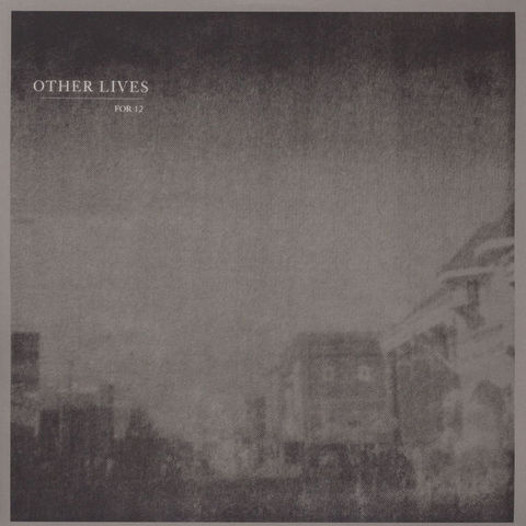 Other,Lives,,For,12,EP,Other Lives, For 12, PIAS, LP, vinyl