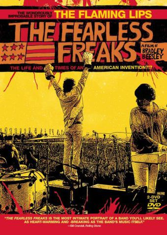 The,Flaming,Lips,‎–,Fearless,Freaks,2xDVD,The Flaming Lips, The Fearless Freaks, Shout! Factory, DVD