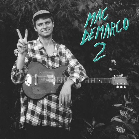 Mac,Demarco,‎–,2,LP,Mac Demarco, 2, LP, Captured Tracks, Vinilo, vinilo, comprar, twosteprecords, two step records, Two-Step Records