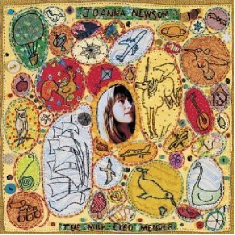 Joanna,Newsom,‎–,The,Milk-Eyed,Mender,LP,Joanna Newsom, The Milk-Eyed Mender, LP, Drag City, vinyl, vinilo