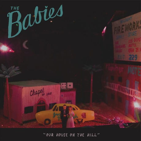 The,Babies,‎–,Our,House,On,Hill,LP,The Babies, Our House On The Hill, Woodsist, LP, vinilo, comprar, twosteprecords, two step records, Two-Step Records