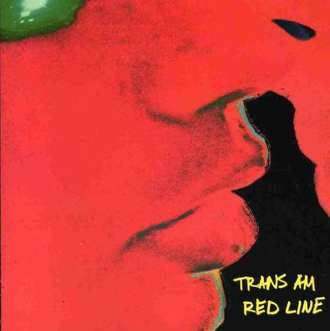 Trans,Am,‎–,Red,Line,2xLP,Trans Am, Red Line, Thrill Jockey, vinilo, vinyl, twosteprecords