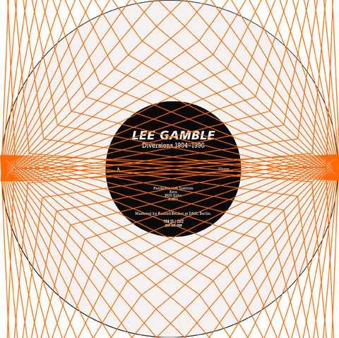 Lee,Gamble,‎–,Diversions,EP,Lee Gamble, Diversions, PAN, Vinyl, vinilo, comprar, twosteprecords, two step records, Two-Step Records