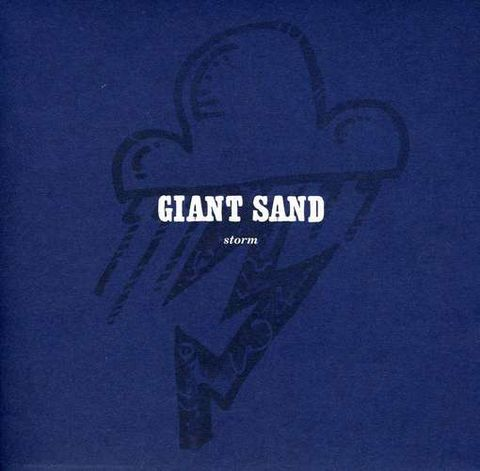 Giant,Sand,,Storm,LP,Giant Sand, Storm, Fire, LP, Vinyl