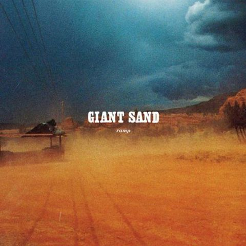 Giant,Sand,,Ramp,LP,Giant Sand, Ramp, Fire, LP, Vinyl