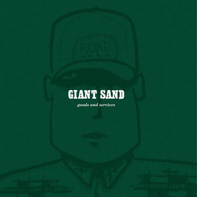 Giant,Sand,,Goods,And,Services,2xLP,Giant Sand  Goods And Services, Fire, LP, Vinyl