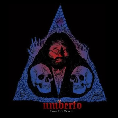 Umberto,‎–,From,The,Grave...,LP,Umberto ‎– From The Grave..., Burka For Everybody, LP, vinyl