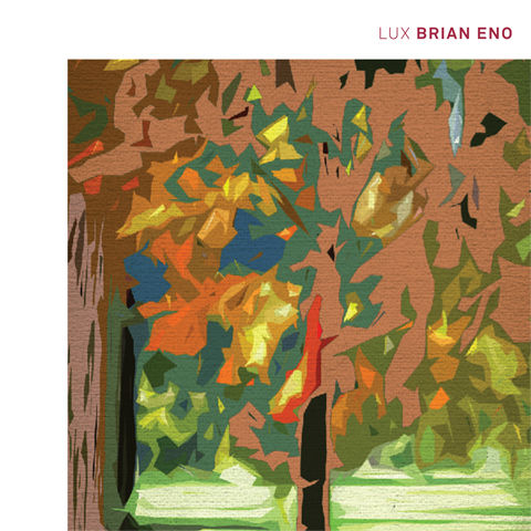 Brian,Eno,‎–,Lux,2xLP/CD,Brian Eno, Lux, Warp, LP, CD, vinilo, comprar, twosteprecords, two step records, Two-Step Records