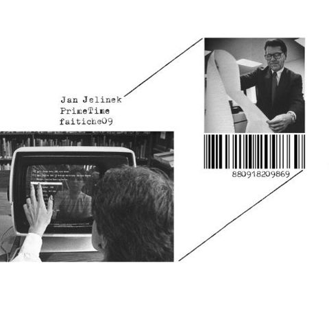 Jan,Jelinek,‎–,Prime,Time,EP,Jan Jelinek, Prime Time, LP, Vinyl, Faitiche