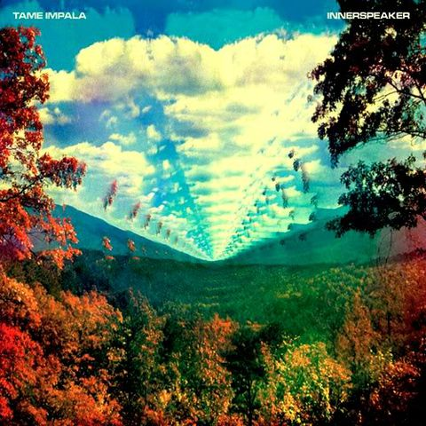 Tame,Impala,,Innerspeaker,2xLP,Tame Impala, Innerspeaker, Modular, LP, vinyl