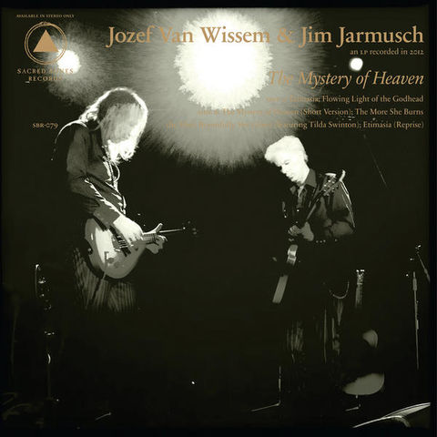 Jozef,Van,Wissem,&,Jim,Jarmusch,‎–,The,Mystery,Of,Heaven,LP,Jozef Van Wissem & Jim Jarmusch, The Mystery Of Heaven, Sacred Bones, LP, vinyl, vinilo