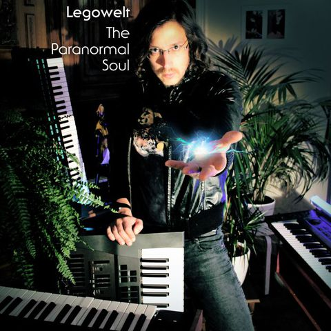 Legowelt,‎–,The,Paranormal,Soul,2xLP+10, The Paranormal Soul, Clone Classic Cuts, Vinyl, LP