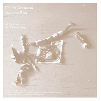 Flicia,Atkinson,,Summer,Eyes,LP,Flicia Atkinson, Summer Eyes, Morc, 12, Vinyl