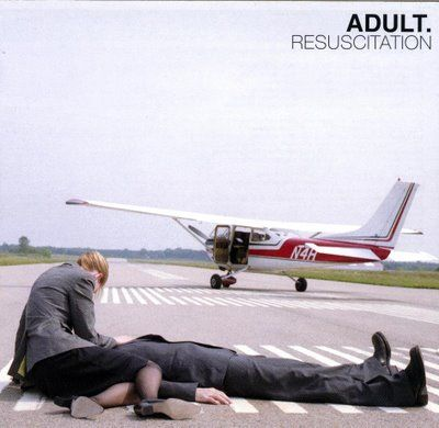 ADULT.,,Resuscitation,2xLP, Resuscitation, Ghostly, 2xLP, vinyl