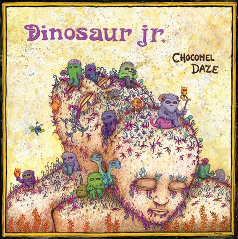 Dinosaur,Jr.,,Chocomel,Daze,LP,Dinosaur Jr., Chocomel Daze, Merge, LP, vinyl