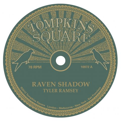 Tyler,Ramsey,‎–,Raven,Shadow,/,Black,Pines,10,Tyler Ramsey, Raven Shadow / Black Pines, LP, vinyl, Tompkins Square