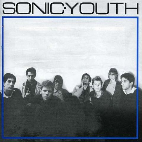 Sonic,Youth,‎–,2xLP,Sonic Youth, Sonic Youth, Goofin' Records, LP, vinyl