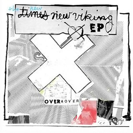 Times,New,Viking,‎–,Over,And,EP,Times New Viking, Over And Over, Siltbreeze, LP, vinyl