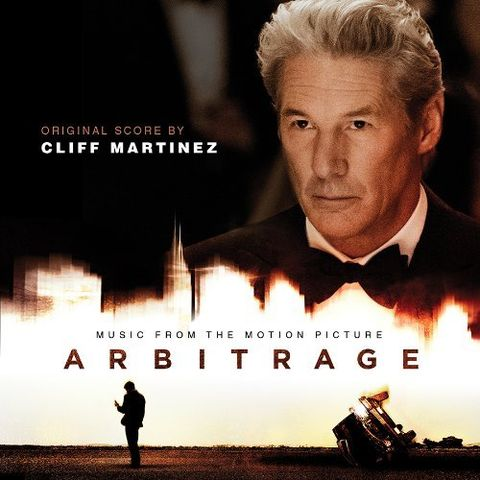 Cliff,Martinez,‎–,Arbitrage,LP,Cliff Martinez, Arbitrage, LP, vinyl, Milan Records