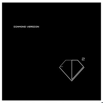 Diamond,Version,‎–,EP2,12,Diamond Version, EP2, LP, vinyl, Mute