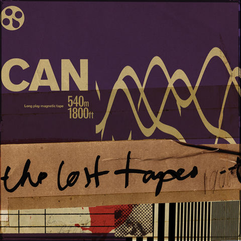 Can,,The,Lost,Tapes,5xLP,Boxset, The Lost Tapes, LP, vinyl, Boxset, Spoon
