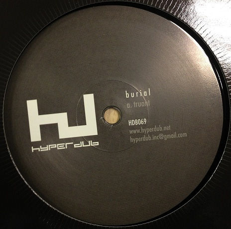 Burial,‎–,Truant,/,Rough,Sleeper,EP, Truant / Rough Sleeper, EP, vinyl, Hyperdub