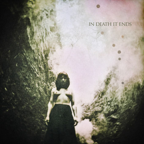 "In,Death,It,Ends,–,Manifestations,12"",EP,In Death It Ends, Manifestations 12"" EP, The Scrap Mag, vinyl"