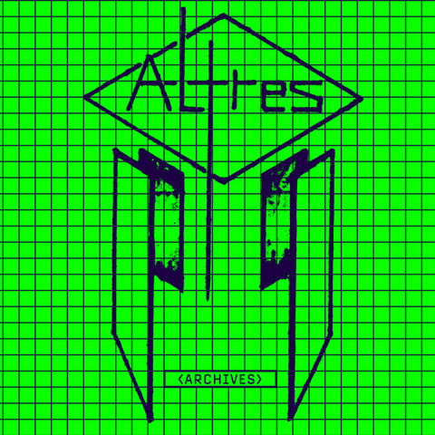 Altres,‎–,Archives,LP, Archives, Dark Entries, LP, vinyl