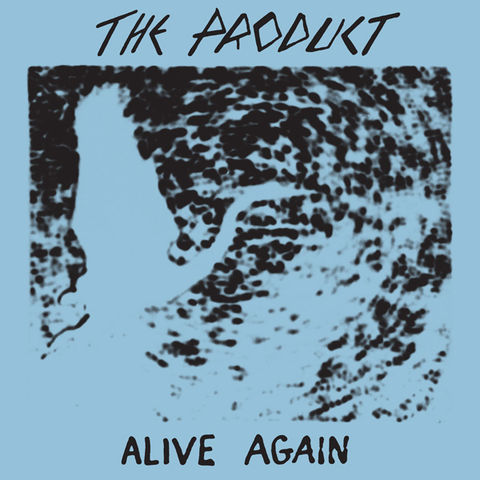 The,Product,‎–,Alive,Again,LP,The Product, Alive Again, Dark Entries, LP, vinyl